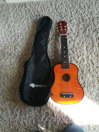 guitarra infantil Imaginarium
