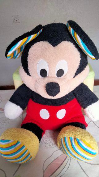 Peluche Mickey y Bob esponja