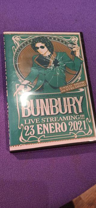 Bunbury. Enrique Bunbury