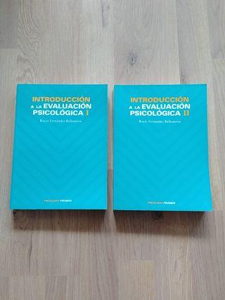 Introducción a la evaluación psicológica. Rocío