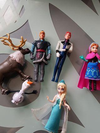 Figuras Disney Frozen