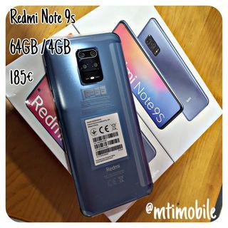 Redmi Note 9s 64GB