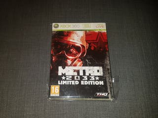 Metro 2033 Limited Edition PAL Xbox360