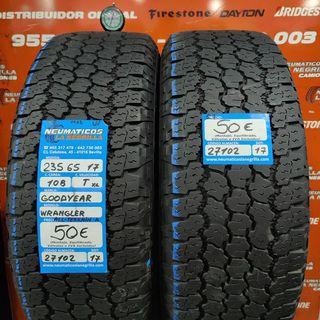 Neumaticos 235 65 17 108T Goodyear Ref.27102