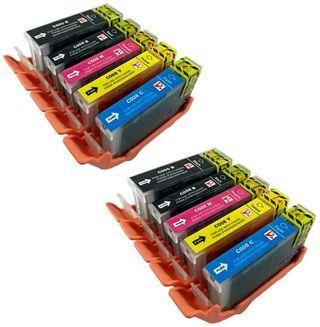 Cartuchos de tinta para Canon Pixma