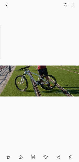 vendo mi bici con 2candados