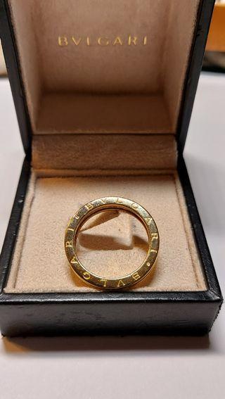Anillo Bvlgari Bzero 1 con Diamantes