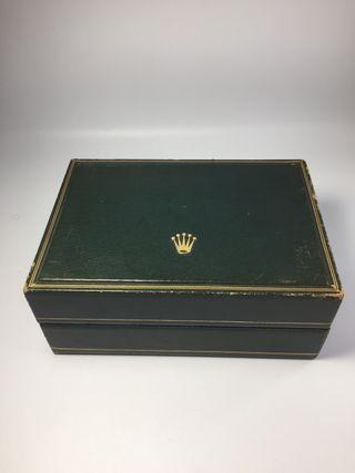 Caja de reloj rolex diver vintage