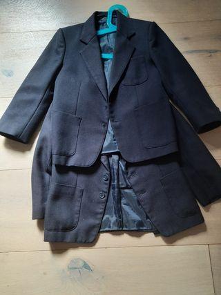 2 chaquetas azul marino colegio