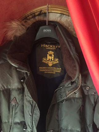 Abrigo invierno Hackett verde Nueva de estreno Col