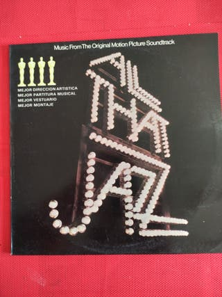 All That Jazz. LP