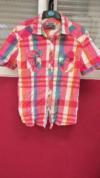 camisa forex