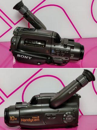 VIDEOCAMARA SONY CCD-FX270E C/FUNDA