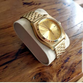 Reloj Nixon, The Time Teller, Gold