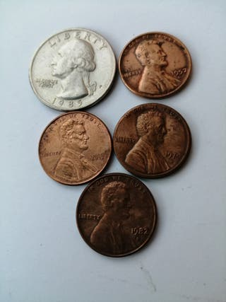 centavos de U. S. a
