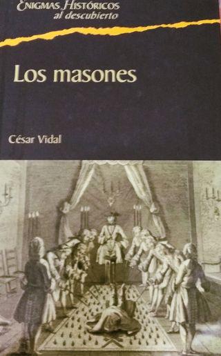 Los Masones, César Vidal