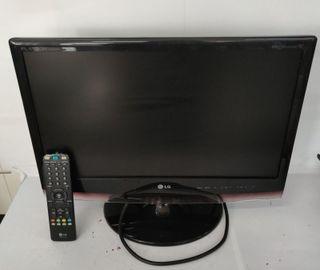 Televisor LG 20 Pulgadas + Mando.