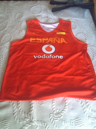 camiseta baloncesto oficial FEB