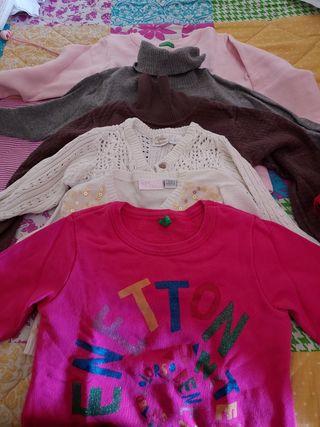 suéter invierno