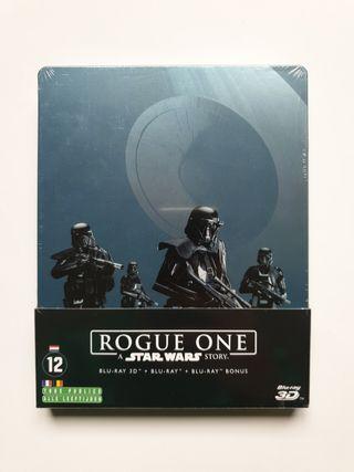 Rogue One una historia de Star Wars Steelbook