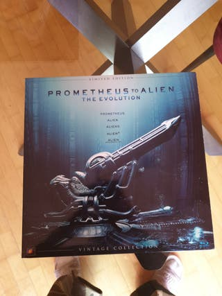 Alien ANTHOLOGIA, edicion Limitada BRD