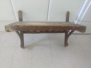 Estantería madera vintage