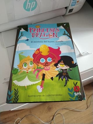Princesas Dragón Libro 1