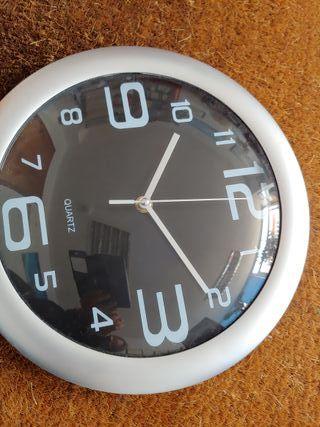 Bonito reloj pared ideal cocina u oficina
