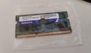 4Gb Memoria SDRAM DDR3 1066Mhz (ideal portatil HP)