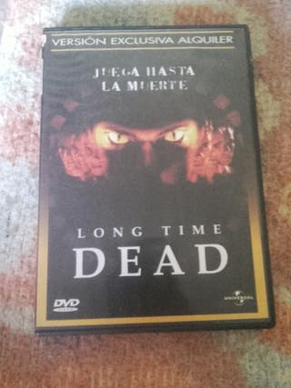 Película dvd Long Time Dead