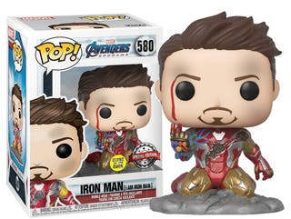 Funko Pop Iron Man (I am Iron Man)