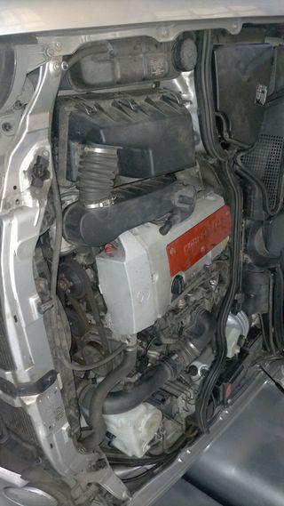 motor mercedes 200kompressor w210