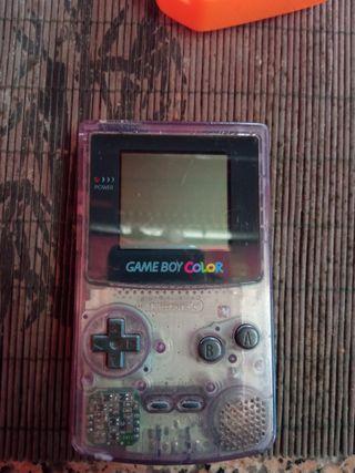 Game boy color (No funcionando)