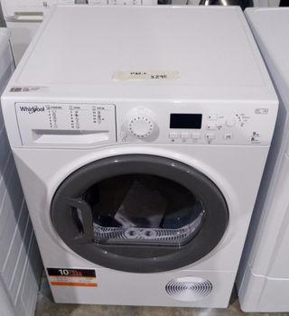 Secadora Whirlpool 9kg
