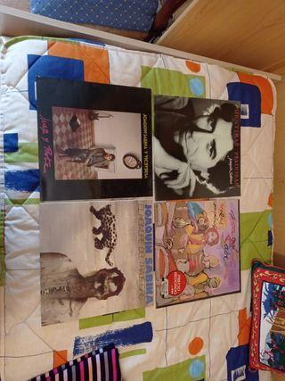 discos de vinilo de Joaquín Sabina