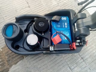 Fregadora/aspiradora suelos