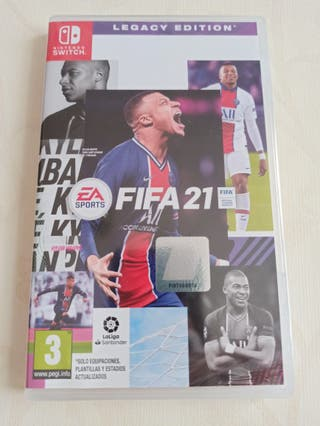 FIFA 21 Switch Nuevo