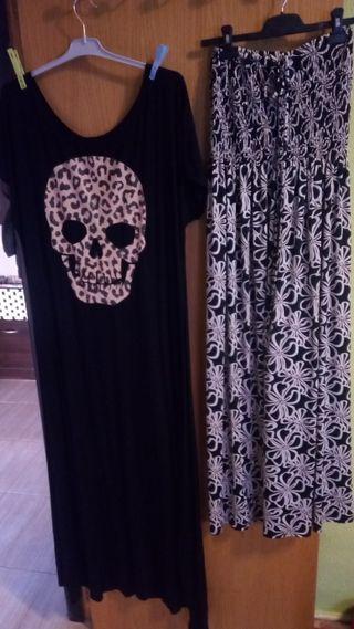 2 vestidos nuevos