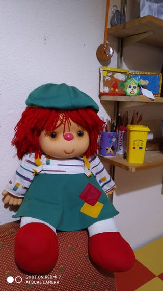 Muñeca chochona