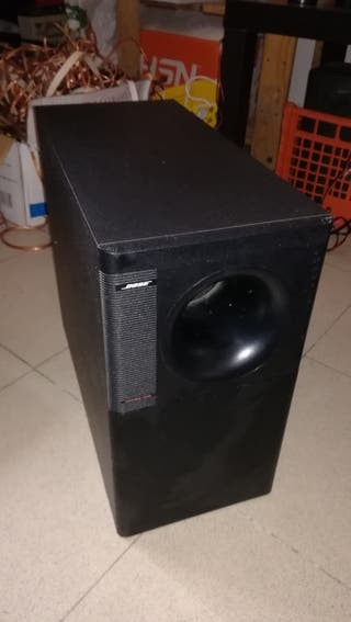 Subwoofer Bose Acoustimass 6 serie II