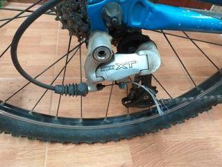 vendo bici de montaña BH