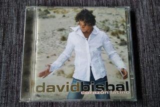 CD Corazón latino / David Bisbal