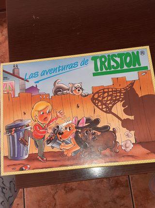 juego las aventuras d triston