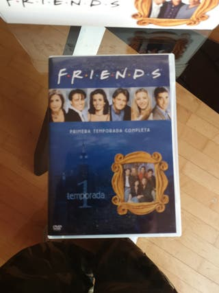 Friends DVD completa