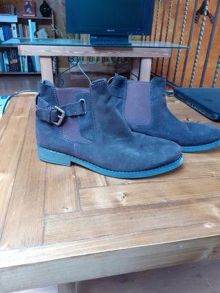 botas mujer 36