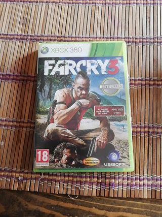 FAAR CRY 3 XBOX 360