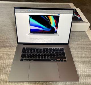 Macbook Pro 16, i9 16gb Ram, 1tb SSD, Radeon5500