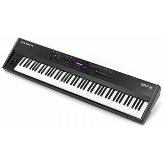 Piano digital: teclado Kurzweil Sp4-8, 88 teclas