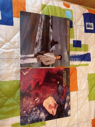 discos de vinilo de Mike Olfield
