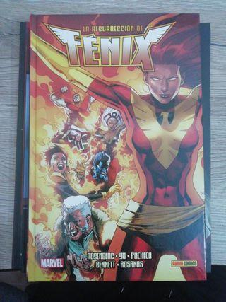 X-Men: La Resurrección de Fénix
